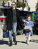 Pictures of Jennifer Garner in LA With Daughter Violet