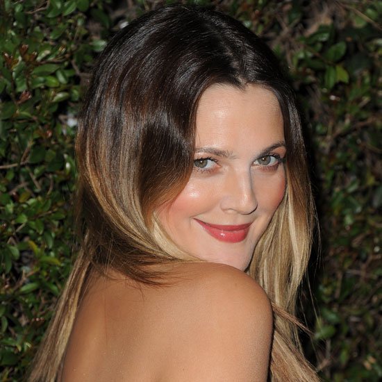 Get Drew Barrymore's Latest Makeup Look