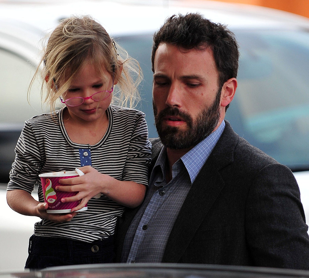 Ben Affleck and Jennifer Garner Treat Violet Ahead of Seraphina's Birthday
