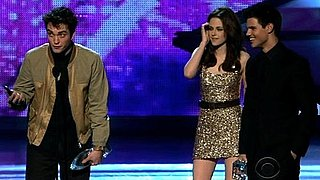 Video of Robert Pattinson, Kristen Stewart and Taylor Lautner at the 2011 People's Choice Awards