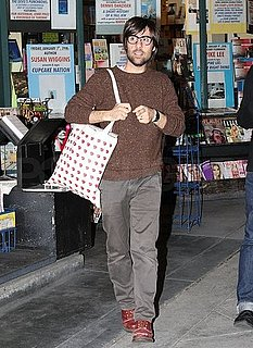 Pictures of New Dad Jason Schwartzman in LA Without Baby Marlowe