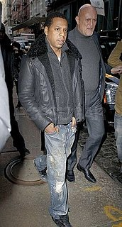 Pictures of Kanye West and Jay-Z Out Together in NYC