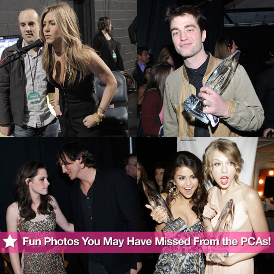 Best Pictures From the 2011 People's Choice Awards!