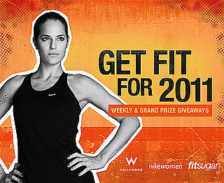 Get Fit For 2011 With FitSugar For a Chance to Win Weekly Prizes