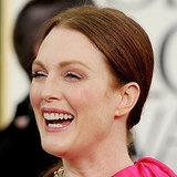 Julianne Moore at 2011 Golden Globes