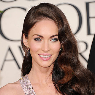 Megan Fox at Golden Globes 2011