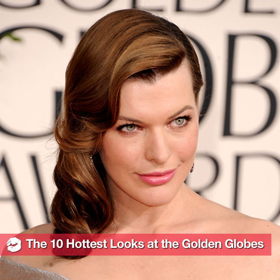The 10 Hottest Looks of the 2011 Golden Globes