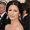 Catherine Zeta-Jones at 2011 Golden Globes