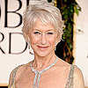How to Get Helen Mirren's Golden Globes Hairstyle
