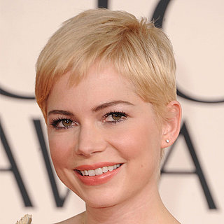 Michelle Williams 2011 Golden Globes: Makeup Tutorial 2011-01-16 21:28:00