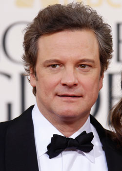 Colin Firth Wins the Golden Globe For Best Actor, Drama For The King's Speech