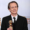 Steve Buscemi Wins the Golden Globe For Best Actor in a Drama Series 2011-01-16 17:37:01