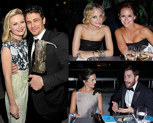 Pictures of Jake Gyllenhaal, Nicole Richie, James Franco, Kirsten Dunst at Art of Elysium Gala in LA