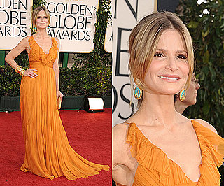 Kyra Sedgwick at 2011 Golden Globe Awards