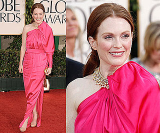 Julianne Moore at 2011 Golden Globe Awards