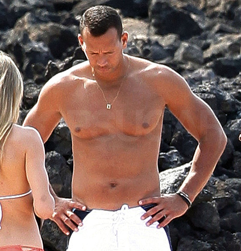 Cameron Diaz Is Back in Her Bikini For a Hawaiian Getaway With ARod!