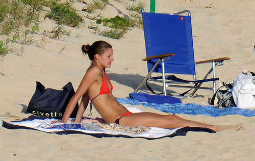 Pictures of The City's Olivia Palermo in a Bikini With Shirtless Johannes Heubl