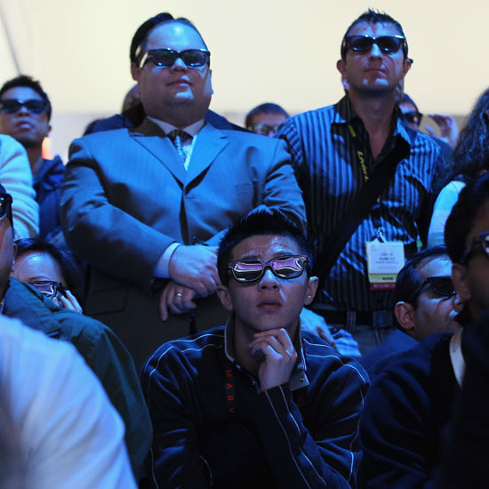 6 Things Geeks Will Stand in Line For at CES