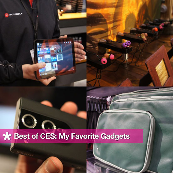 Best of CES 2011: My Favorite Gadgets