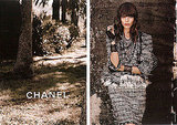 Freja Beha Erichsen For Chanel