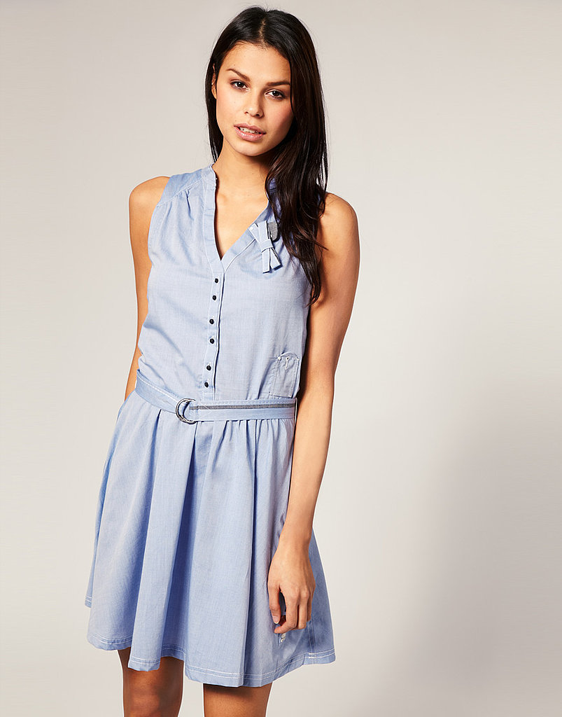 G Star Carmen Sleeveless Dress ($120, originally $199)