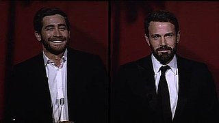 Video of Ben Affleck, Jake Gyllenhaal, Carey Mulligan, Natalie Portman, and More Stars at the 2011 Palm Springs Film Festival