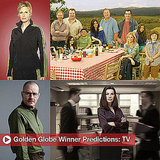 2011 Golden Globe TV Winner Predictions