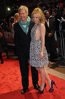 Pictures of Rachel McAdams and Harrison Ford at the London Premiere of Morning Glory 2011-01-11 12:35:00
