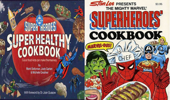 Cook Like a Superhero
