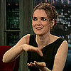 Winona Ryder Hates Computers