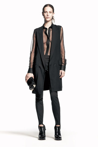 Alexander Wang Gives Us a Whole Lot of Attitude For Pre-Fall 2011