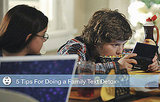 Tips For a Family Technology Detox