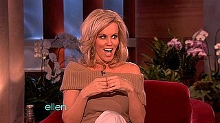 Video of Jenny McCarthy Talking About Her New Boyfriend on Ellen