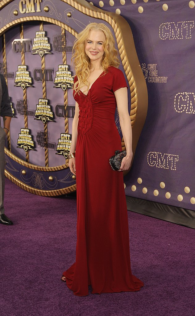 Nicole Kidman: CMT Music Awards 2008