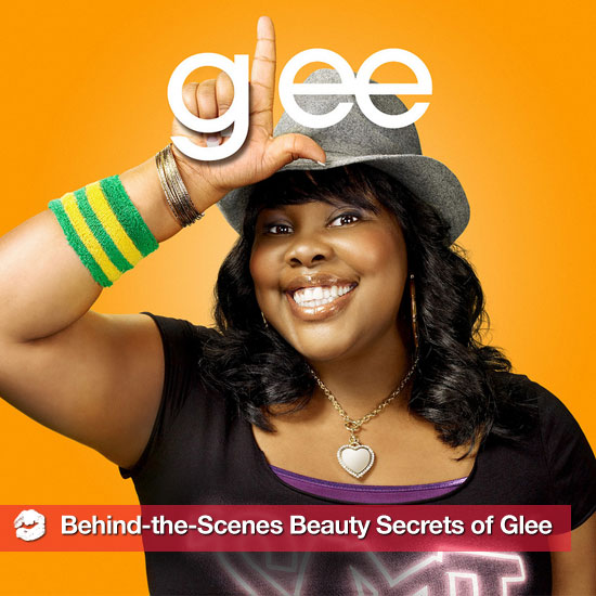 10 Behind-the-Scenes Beauty Secrets of Glee