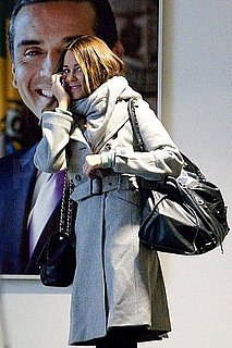 Pictures of Lauren Conrad Arriving at LAX