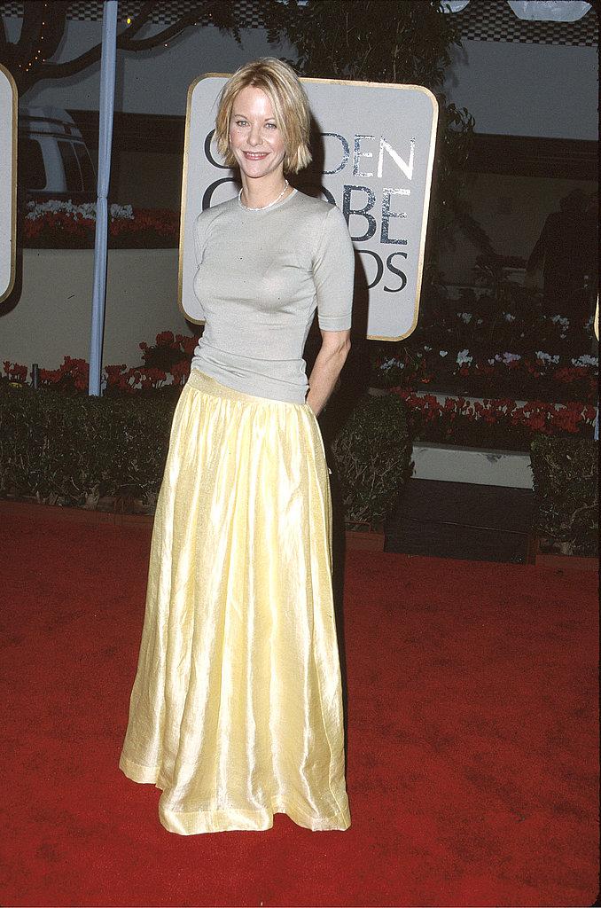 Meg Ryan in 1999.