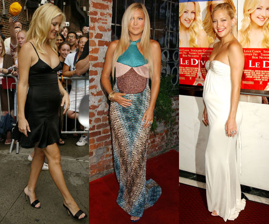 Kate Hudson's Pregnancy Style Stalk: See Her Most Stylish Maternity Moments!