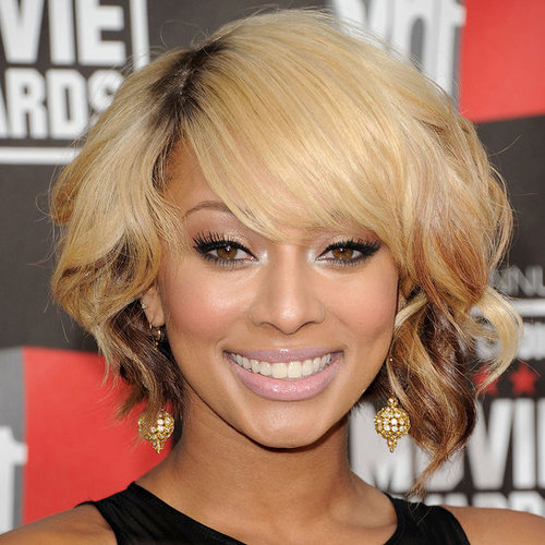 Keri Hilson at 2011 Critics' Choice Awards