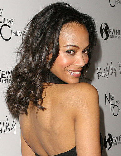 Zoe Saldana in Nars Orgasm Blush 2011-01-14 11:56:53