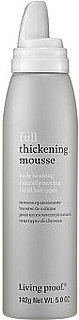 Enter Now and You Could Win Living Proof Full Thickening Mousse