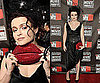 Helena Bonham Carter at 2011 Critics' Choice Awards 2011-01-14 18:08:24