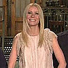 Gwyneth Paltrow Saturday Night Live Promo