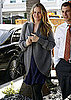 Pictures of Alicia Silverstone Pregnant