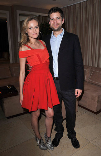 Pictures of Diane Kruger and Joshua Jackson