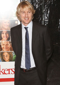 Owen Wilson Welcomes a Baby Boy