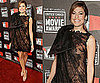 Eva Mendes at 2011 Critics' Choice Awards 2011-01-14 19:05:18
