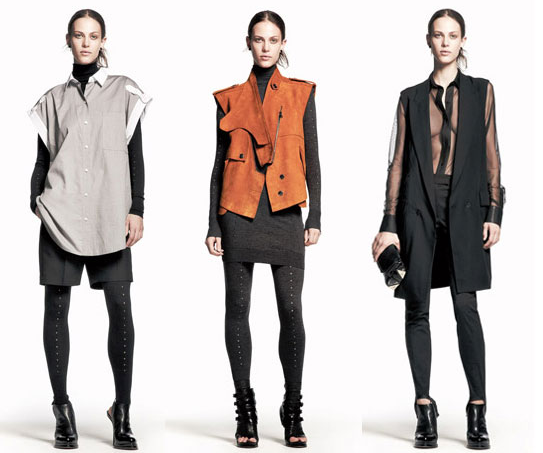 I loved everything about Alexander Wang's Pre-Fall collection. You?