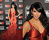 Kim Kardashian at 2011 Critics' Choice Awards