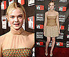 Elle Fanning at 2011 Critics&#039; Choice Awards
